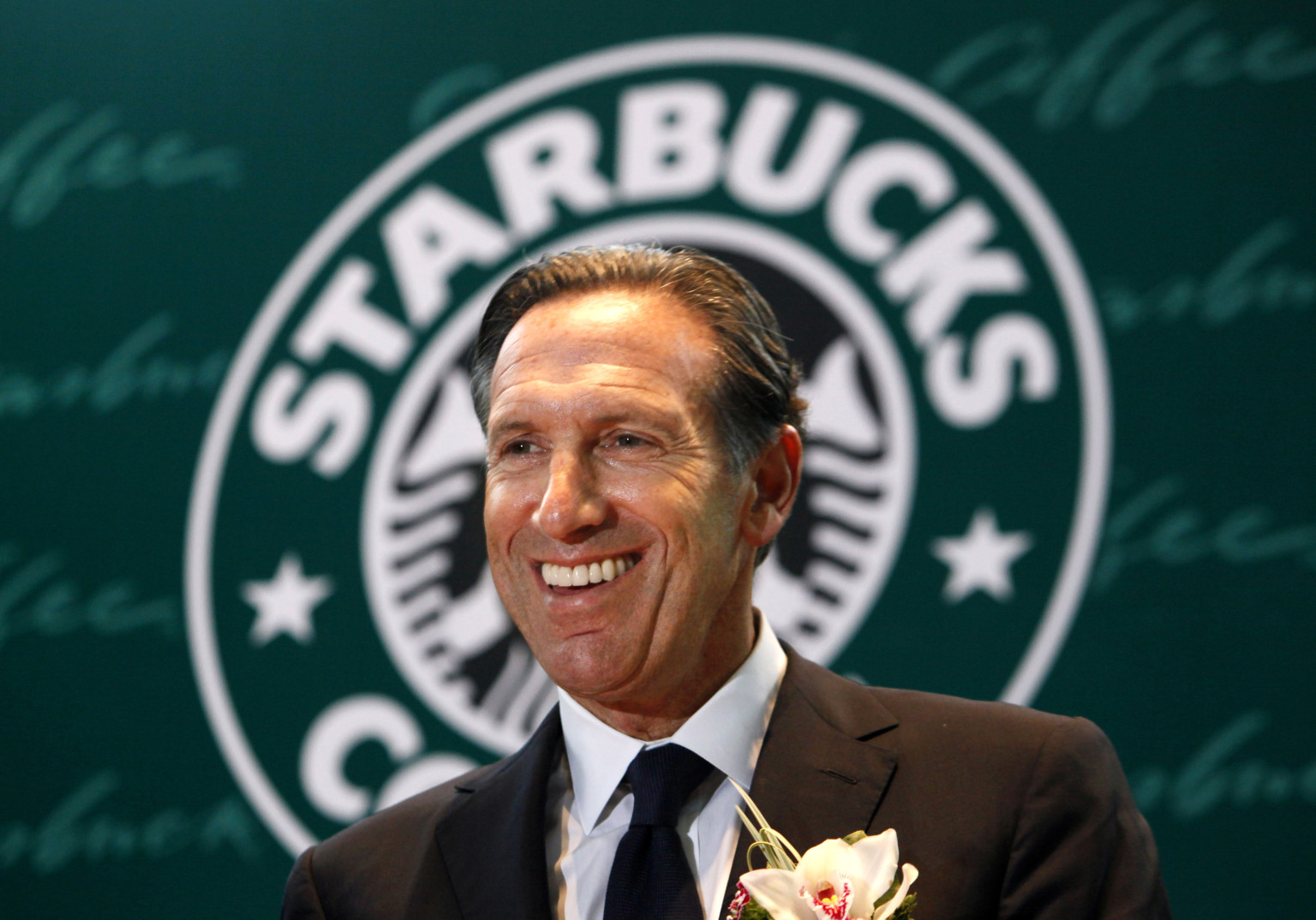 howard schultz ForWho Are The Owners Of Starbucks